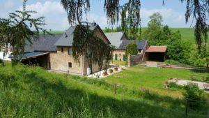Landwirtschaftliche Immobilie – Pferdehof mit 5,3 Hektar Grundstück
