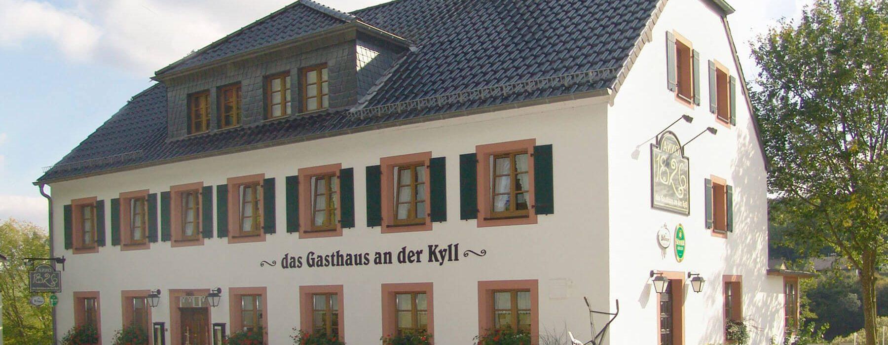 Außenaufnahme Gasthaus