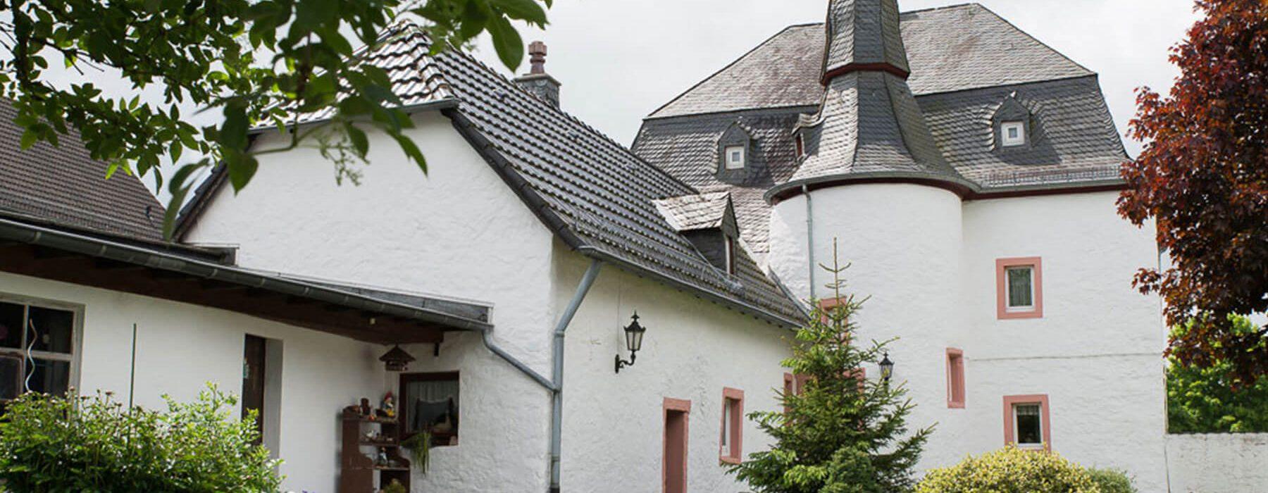 Außenaufnahme Haus
