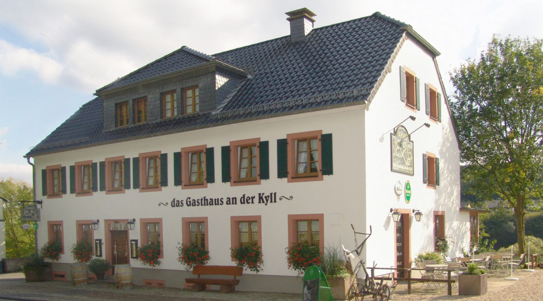 Gewerbeimmobilie – Uriges Gasthaus in Alleinlage