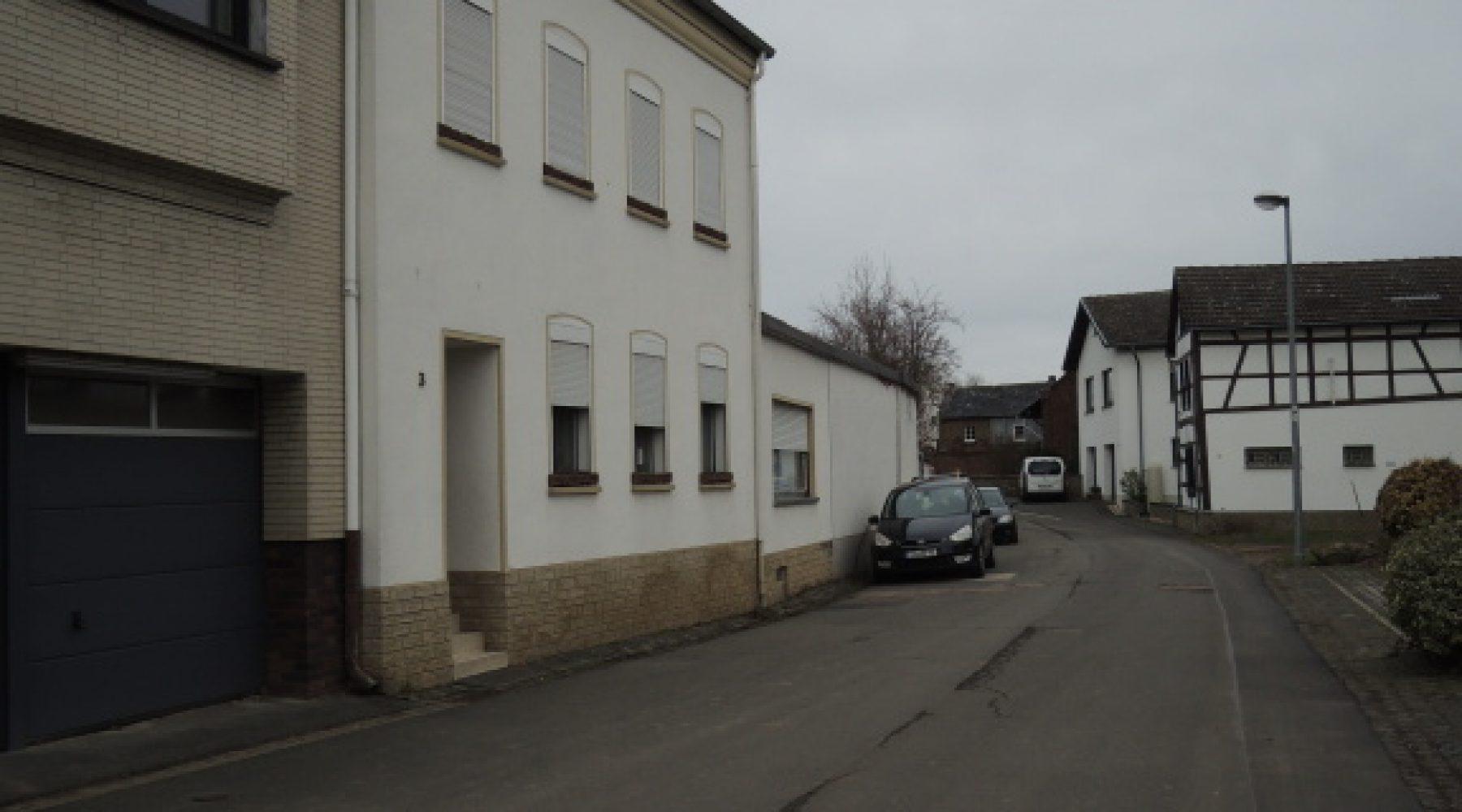 Einfamilienhaus in einem Vorort von Euskirchen